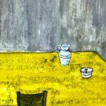 j - Yellow Cloth